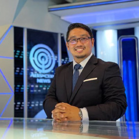 Anjo Bagaoisan, ABS-CBN News