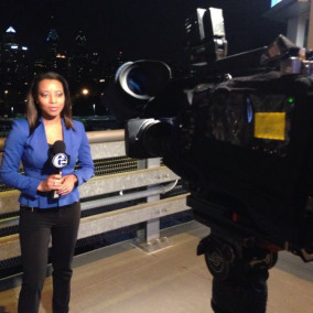 Sharrie Williams, Action News on 6abc