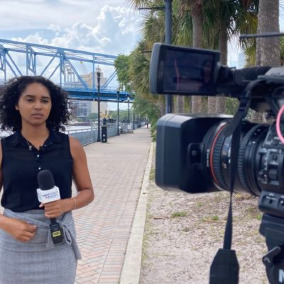 Atyia Collins, News 8 - WROC-TV