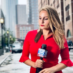 Litsa Pappas, Boston 25 News
